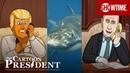 Trump And Putin Watch Shark Week  | Our Cartoon President | SHOWTIME