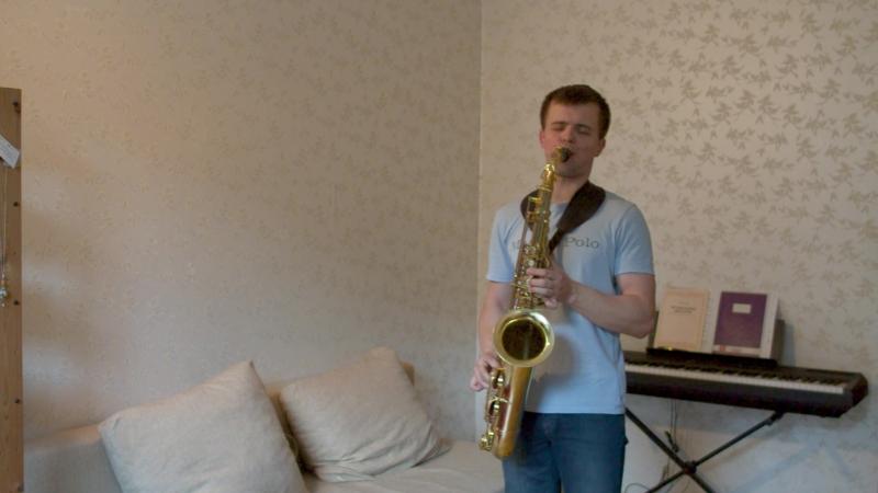 Дмитрий Лосев тест мундштука 10MFAN The Classic - Skylark
