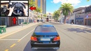 Forza Horizon 3 When The Beat Drops Steering Wheel Paddle Shifters Mercedes-Benz E 63 AMG