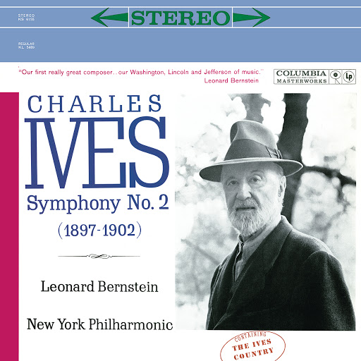 Leonard Bernstein альбом Leonard Bernstein Conducts Ives (Remastered)