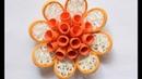 3D Quilled Flower/ Quick Quilled Flower