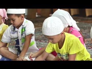 Мусульманский клип НУРИСЛАМ от детской студии СУЛТАН г.Уфа