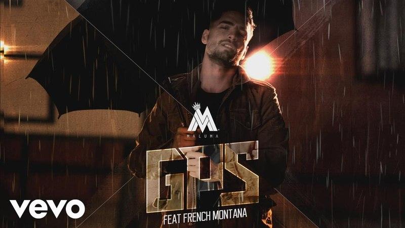 Maluma GPS Audio ft French Montana
