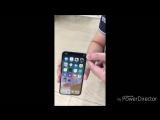 Первый дроп-тест iPhone X