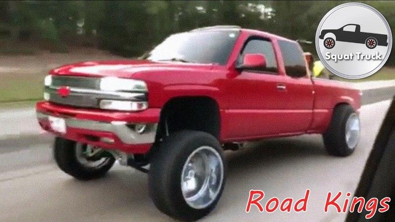Carolina Squat and Lifted Trucks - May