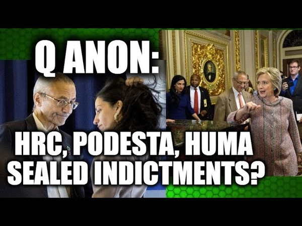 Q ANON: Adding up? Logical?