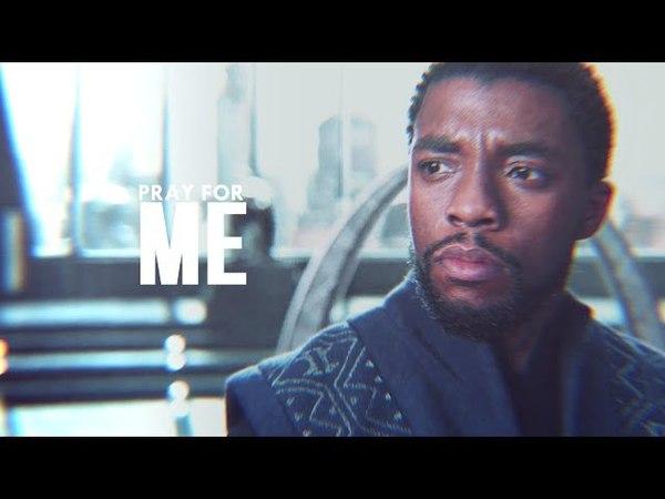Black Panther   Pray For Me
