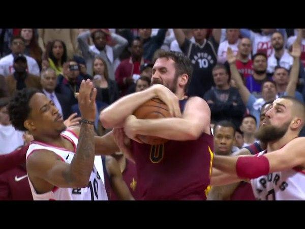 NBA CLEVELAND CAVALIERS vs TORONTO RAPTORS Round2 Game1 May 1, 2018