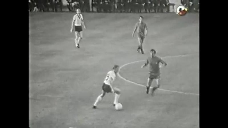 ЧМ-1966 группа Испания - ФРГ
