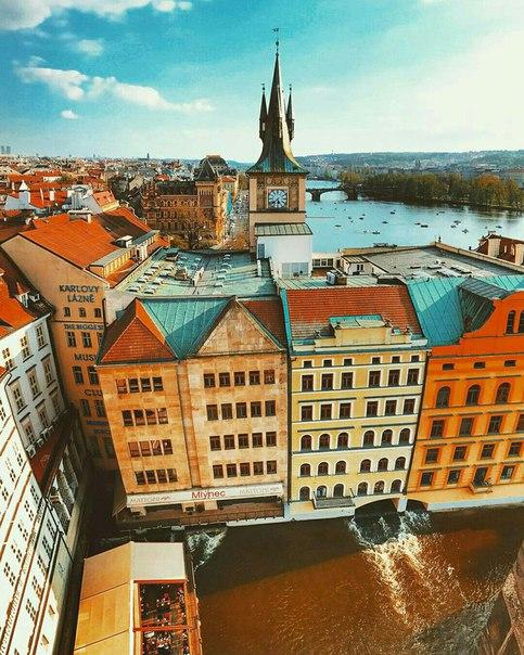 Петербург: туры в Прагу на майские праздники от 21500 c человека