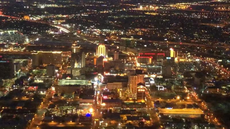 Las Vegas, Nevada 🚁🌃
