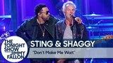 Sting & Shaggy: Dont Make Me Wait