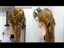 Peinados Recogidos con Trenzas para Ninas by Belleza sin Limites