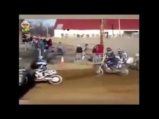 Потерял мотоцикл свой