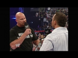WWE Monday Night Raw 5th November 2007 - Stone Cold Steve Austin & Santino Marella & Maria Kanellis segment