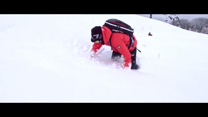 EA7 Snow FW17-18