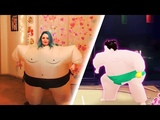 Hips Don't Lie SUMO - Shakira ft. Wyclef Jean - Just Dance Unlimited