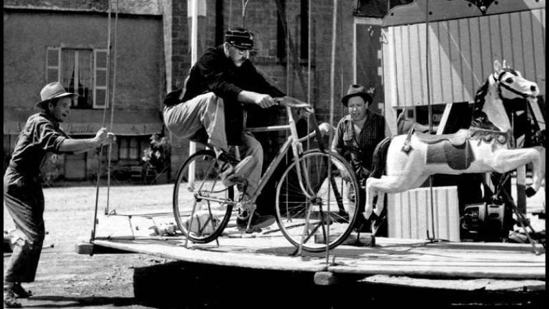 Школа почтальонов 1947 фильм Жака Тати комедия короткометражный