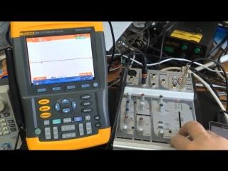 Тест усилителя TIP-600