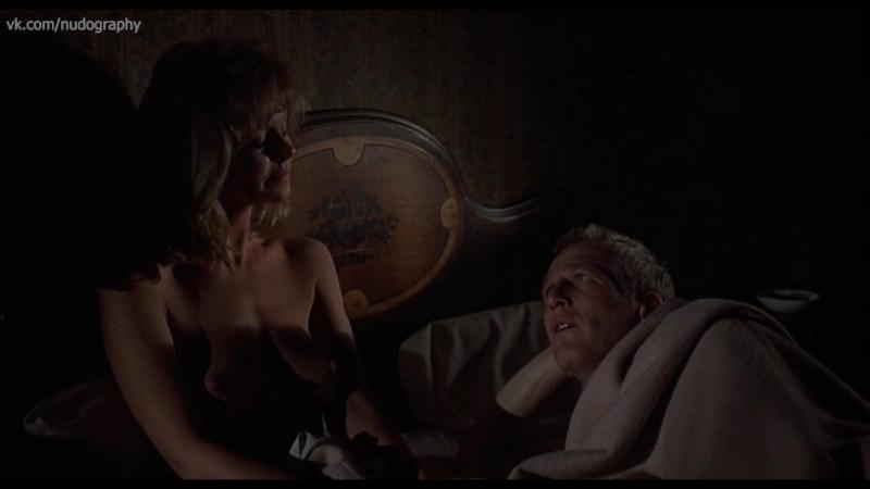 Мелинда Диллон Melinda Dillon голая в фильме Удар по воротам Щелчок Slap Shot 1977 Джордж Рой Хилл
