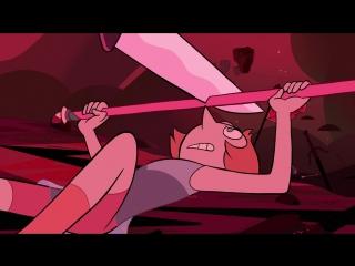(rus vo) Steven Universe — s05e18 A Single Pale Rose / Одна Бледная Роза (Вселенная Стивена 5 сезон 18 серия)