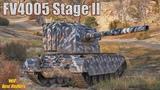 FV4005 Stage II : Бой - Бомба !!! * Без Спойлеров , Карелия