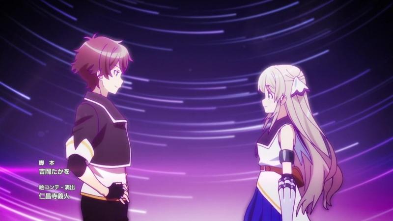 [AnimeOpend] Shichisei no Subaru 1 OP | Opening (ED Title) / Плеяда семи звёзд 1 Опенинг (720p HD)