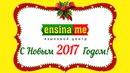 ❄❄❄ Ensina-me поздравляет с Новым 2017 годом и Рождеством!❄❄❄