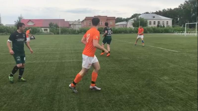 Матч ФК Колывань- ФК Кольцово