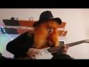 Ritchie blackmore's burn solo cover (deep purple)