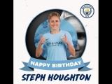 Happy birthday to the skipper, @stephhoughton2!