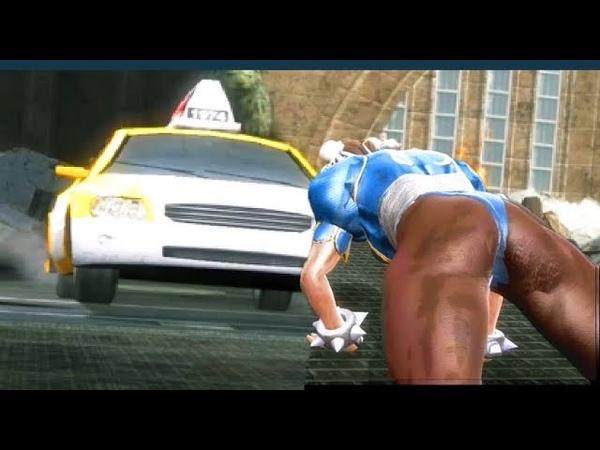 Mortal Kombat IX All Stage Fatalities on Chun Li Costume Mod PC 1080p