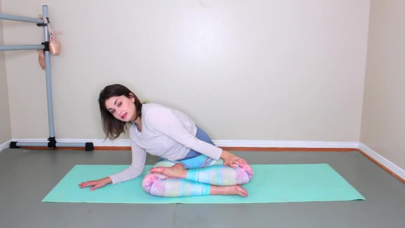 Stretching Routine for Flexibility Kathryn Morgan