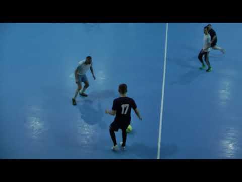 Bronze League.9-й тур. Comanda - Kyiv Miska Rada (1-7) 2-й тайм