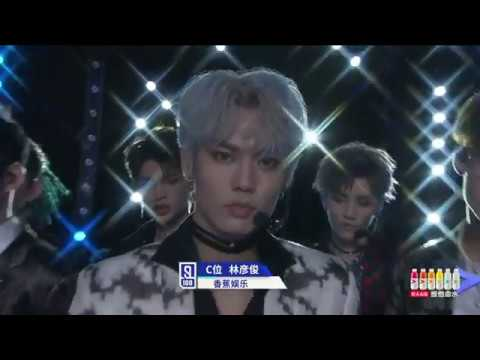[LIVE] Team 1《It's OK》Performance - IDOL PRODUCER Ep 12 (Final Stage)