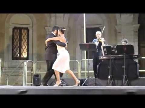 Клаудия Фусильо и Мариано Навоне - Аргентинское Танго.