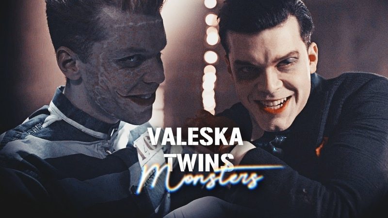 Jeremiah Jerome Valeska Monsters Gotham