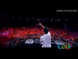 Life in Color - Rebirth Tour - Albany, NY - Feat Laidback Luke and David Solano