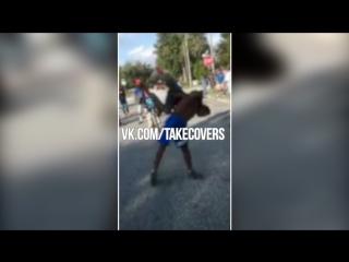 TAKE COVER (148) Лучшие уличные драки