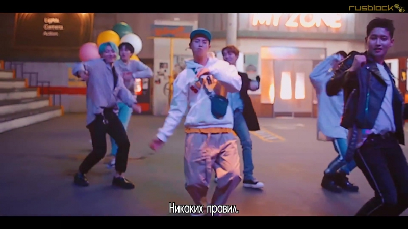 RUSBLOCK LG V30 X Block B My Zone M V CF рус саб