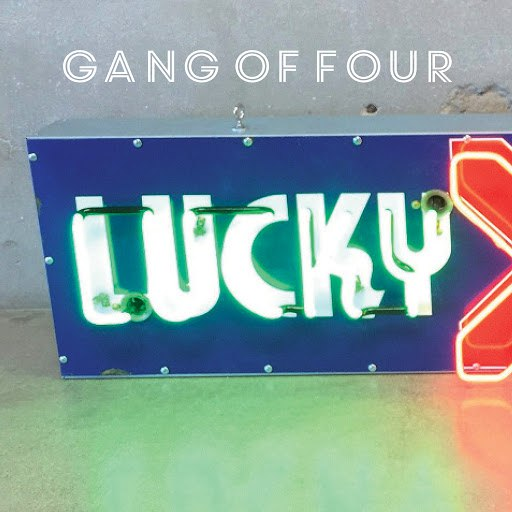 Gang Of Four альбом Lucky