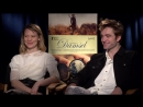 Hollywood First Look Features: Damsel press junket interview w/Rob and Mia