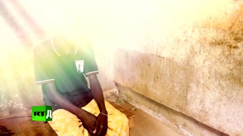Гражданская война по африкански -дети солдат.