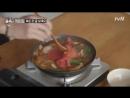 8 эпизод Соп готовит токпоки Little House in the Forest (요리과정) 박신혜표 낙지볶음, 소지섭표 떡볶이 만들기 180525 EP.8