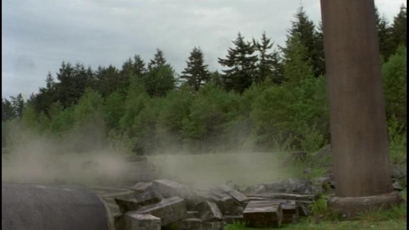SG-1. Season 7.17. Heroes. (Part 1)