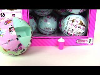 Видео для Детей. Куклы Пупсики! Сюрприз Игрушки. LOL BABY DOLLS Игрушки #дляДете