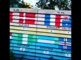 Футбольный забор дачника из Северодвинска ⚽