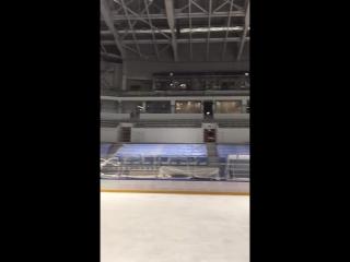 Универсальная арена стадиона Динамо в Москве (31.07.2018)