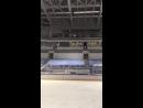 Универсальная арена стадиона Динамо в Москве 31.07.2018