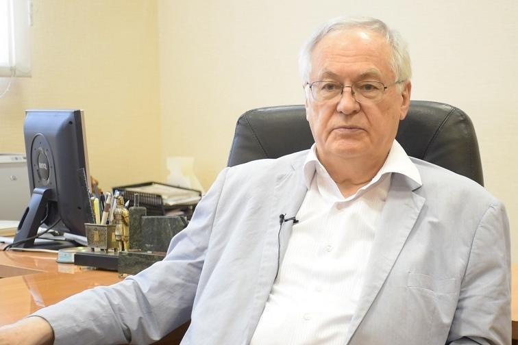 """Академик Роберт Нигматулин: """"Уровень бюрократов в последние годы стремительно падает"""""""
